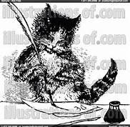 CatWriting