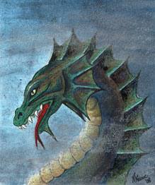 dragon-water
