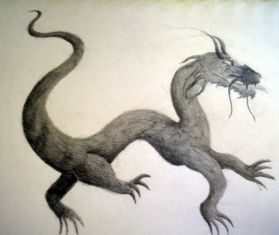 dragon-waterorkorean