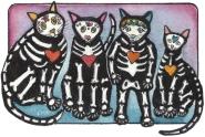 gatos-dia-de-los-muertos