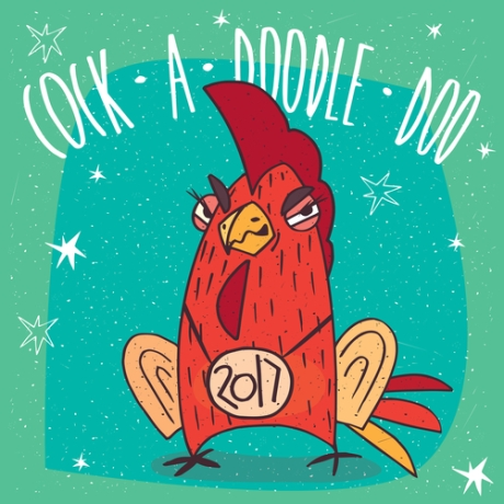 arrogant-smirking-rooster