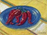 hilton_john_w_red_chilies_on_a_blue_plate_mid