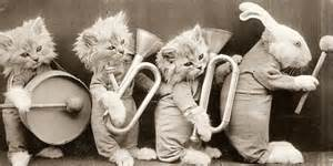 CatsMarching