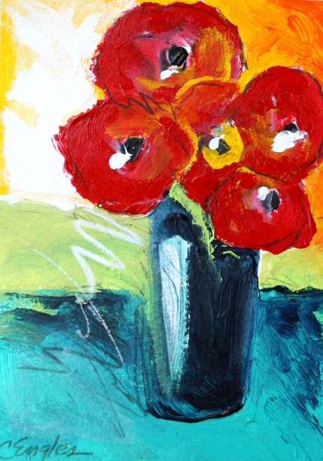 Poppies-carolengles