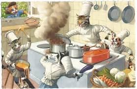 Cat-chef