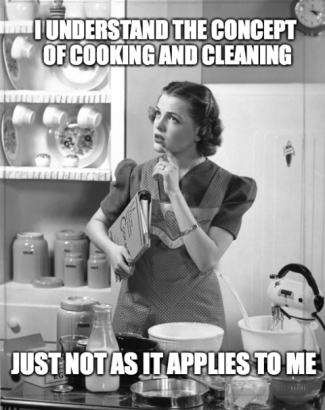 Cooking&Cleaning