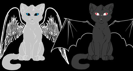 Angel&DevilCats
