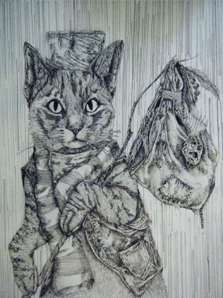 hobo_cat_by_rachaechae